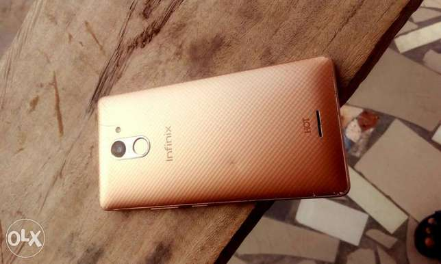 Extremely clean infinix hot 4 / swap Osogbo - image 3