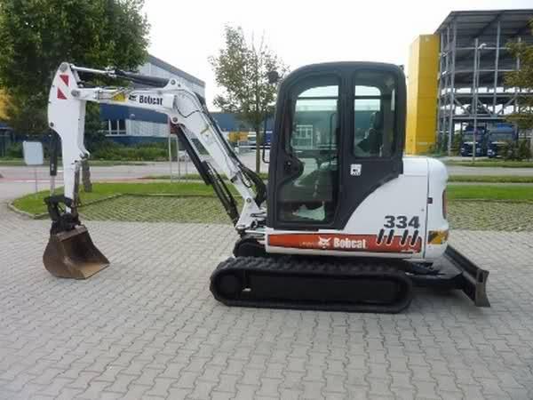 Bobcat 334-G