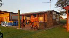 Holiday house at Bronkhorstspruit dam