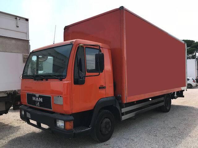 MAN L2000-8.163 - 2000