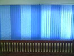 Cleaning and repair of vertical blinds