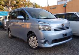 Toyota voxy never been used locally