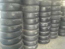 Super second hand and second hand tyres