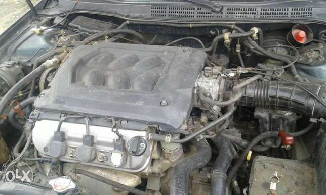 Neatly used honda accord 1999 model for sale Port Harcourt - image 8
