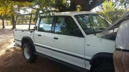 Ford courier 4x4