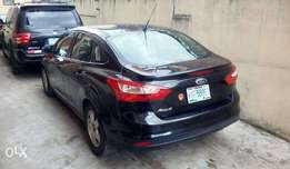 Registered 2013 Ford Focus Sedan