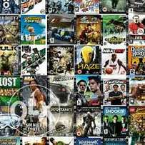 any 10 PS2 GAMES R190 Cape Town only