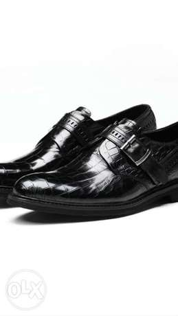 High class Leather shoe