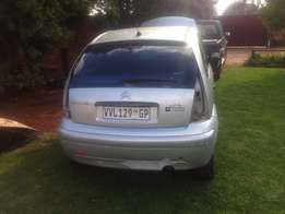 Diesel c 3 stripping for spares 89 000 km on the clock