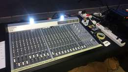 Phonic 3243 24 ch Mixer