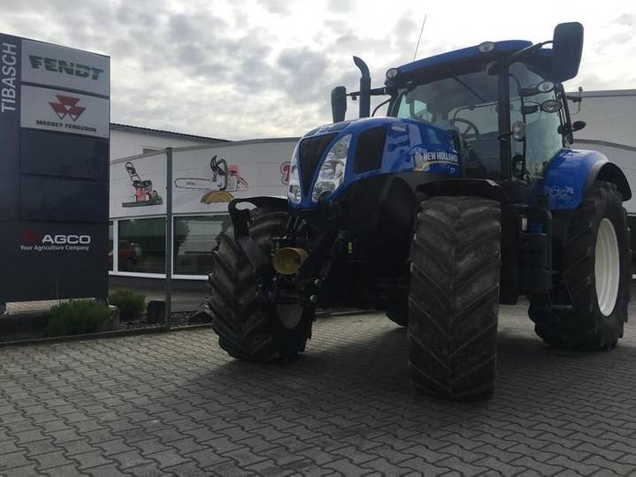 New Holland t7.170 - 2014