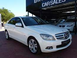 2008 Mercedes-Benz C200K Avantgarde Automatic R159 900