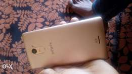 Infinix hot 4 with finger lock