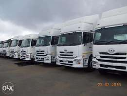 Nissan UD 440 and 460 for sale