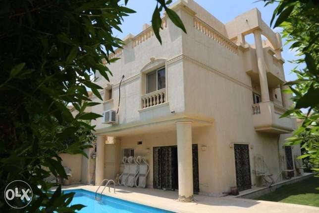 Villa Standalone For Sale In Royal Valley Compound 6th of October