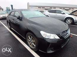 Toyota Mark X 2010 Model