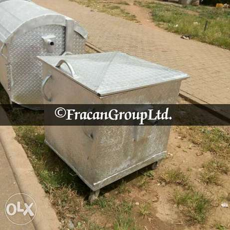 Waste bin Proudly made IN Nigeria. Free delivery Abuja - image 4