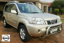 2006 Nissan X trail 181000km 4x4 must see! Very neat and economical!