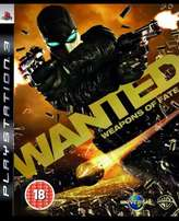Wanted Weapons of Fate on PS3