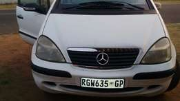 Mercedes A160 for sale