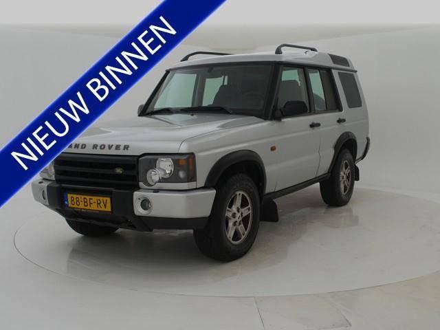 Rover land  discovery 2.5 td5 aut. grijs kenteken y - 2002