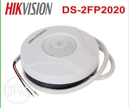 Hikvision Hi-Fi Microphone for CCTV