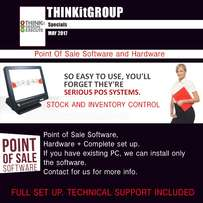 Point of Sale Software and Hardware