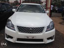 Toyota crown pay 60% n the rest In 8months at a slight price change