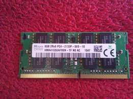 Hynix 8Gb Pc4 Ddr4 laptop ram