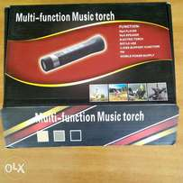 Multi Function Music Torch,