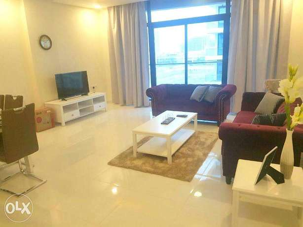 Gorgeous Fully Furnished Apartment At Amwaj (Ref No: 37AJM)