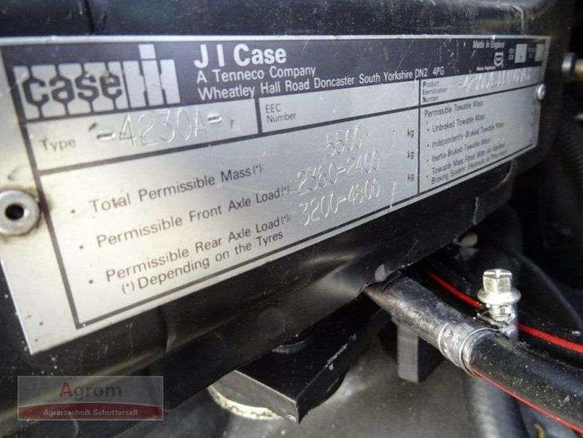 Case IH 4230 xl - 1994 - image 8