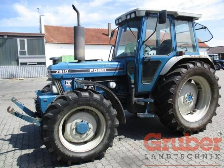 Ford 7810 - 1990