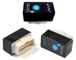 OBD2 ELM327 Auto Diagnostic Bluetooth Scanner Tool with power switch