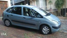 Citroen xsara Picasso engine 1.8L