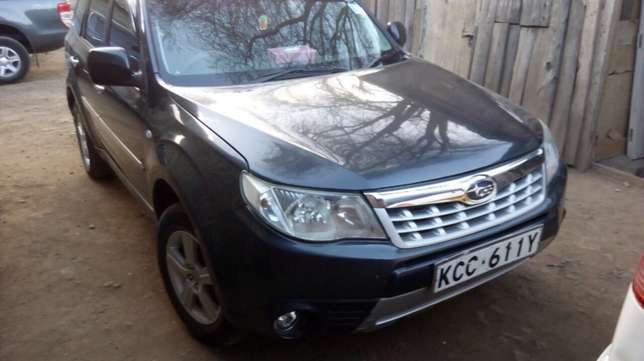 Subaru Forester 2011 Model for the Loove of Speed Kariobangi South - image 4