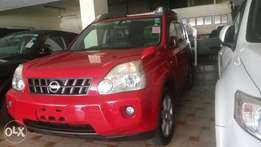 Hyper roof Xtrail red