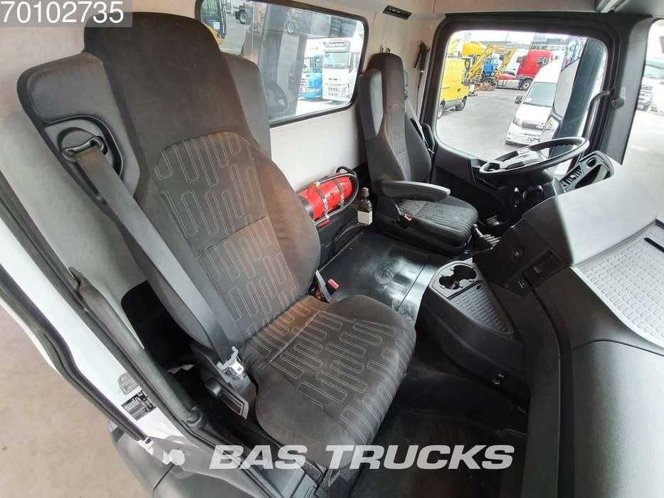 Mercedes-Benz Arocs 4145 S 8X4 Big-Axle Steelsuspension 27m3 Hydraulik ... - 2018 - image 9