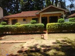 Ngong Ololua 3 br house on sale, tsavo court on 1/8 plot with sq
