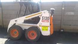 Bobcat S130 for sale, in excellent running condition