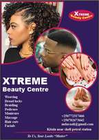 Unisex beauty salon