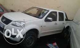 lm selling a GMW GONOW double cab bakkie