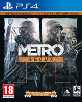 Metro Redux (PS4) for sale at GAMING4GEEKS