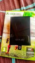 Xbox 360 hardrive including 3 games