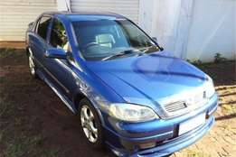 2000 Opel Astra 2.2Gsi limited edition for sale