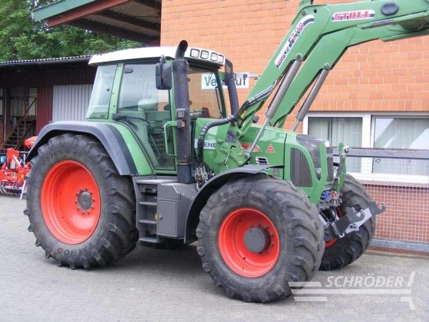 Fendt 820 vario tms - 2011 for sale | Tradus