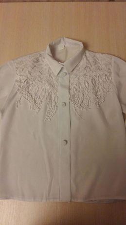 6c06df84068 Нарядная белая блузка для девочки  50 грн. - Одежда для девочек ...