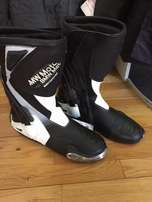 BMW Double R Race Boot size 12uk