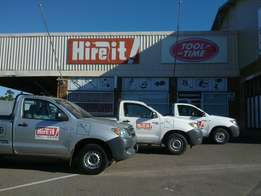Tool Hire and sales franchise in KZN