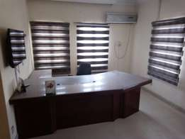 A Spaciously Built Office Space in lekki phase 1 for rent